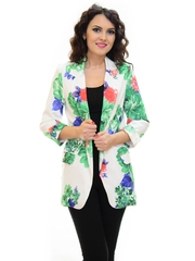 Blazer Lara Bella Fashion Advice Green